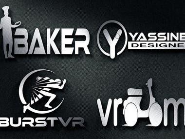 my designe logo
