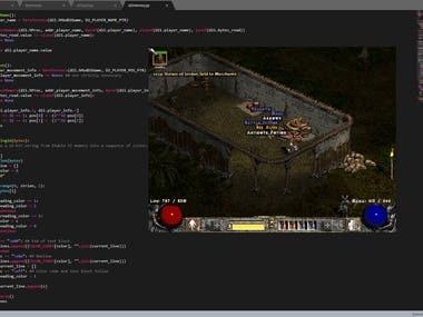 Diablo II Bot