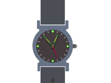 Illustration of Watch