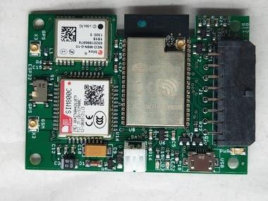 esp32 Wrover board