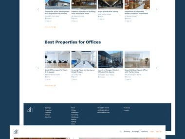 Ciergo - business listings website