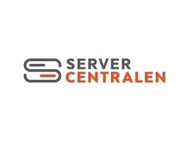 Server Centralen – Logo Redesign