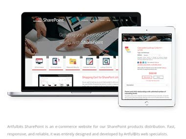 ArtfulBits SharePoint Website