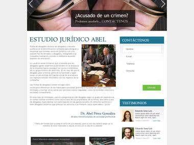 Diseño de logos y sitios web