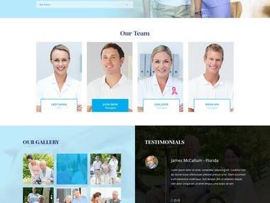 Laravel websites