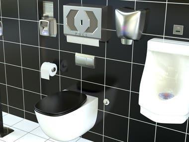 Bathroom Assets