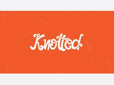 Logo Design_Knotted
