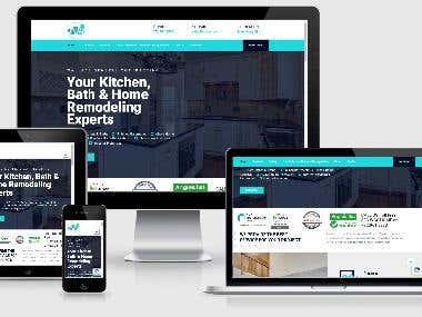 Contracting Website
