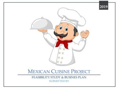 Business plan - Restaurant