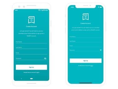 MySBAT Android/iOS Apps, 2019