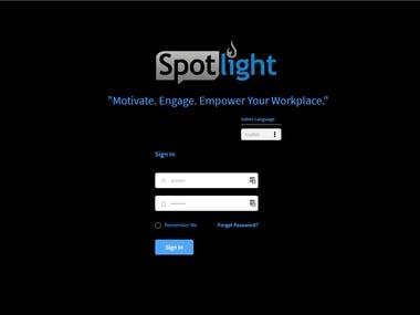 Spotlight - Workplace -ASP.NET MVC
