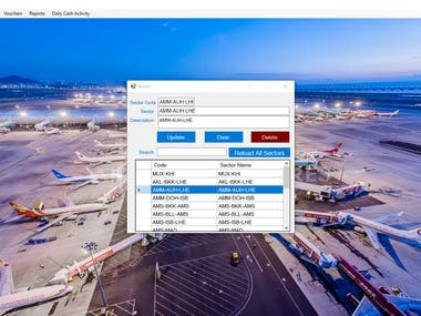 TravelPlus - Travel Agency Software - WINFORMS, C#