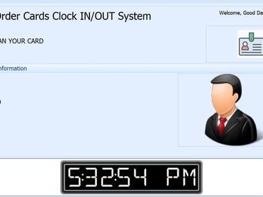 AMS Time Tracker - C#, DevExpress
