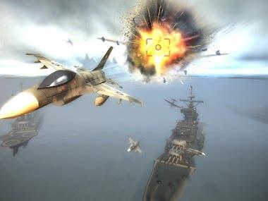 F16 Air Combat
