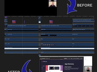 Video Editing - Raw to Polished Product