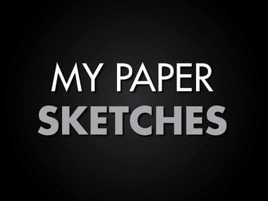 Paper Sketches