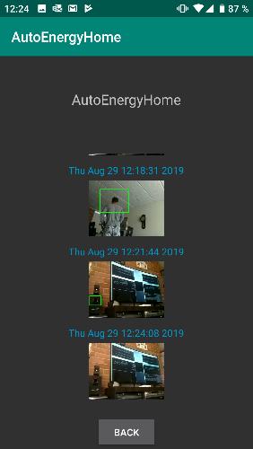 Sistema IoT con camara de vigilancia y aplicación en Android