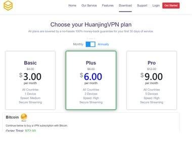 HUANJING VPN