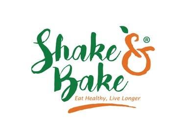 Shake & Bake Logo Design (2016)