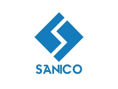 Sanico Logo Design (2007)