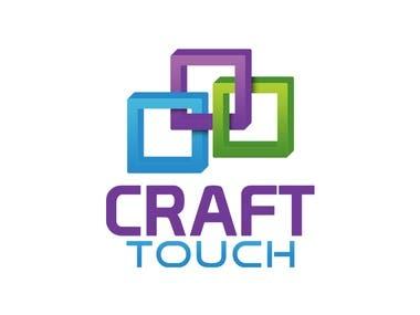 Craft Touch Logo Design (2012)