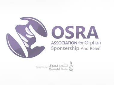 Brand Identity | Osra for Orphan Sponsership