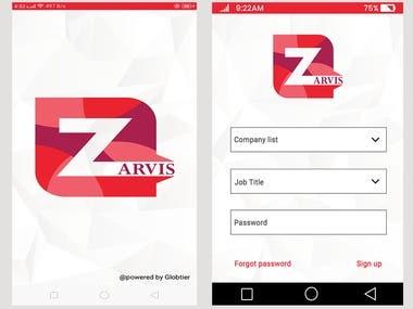Zarvis - Attendance Management System