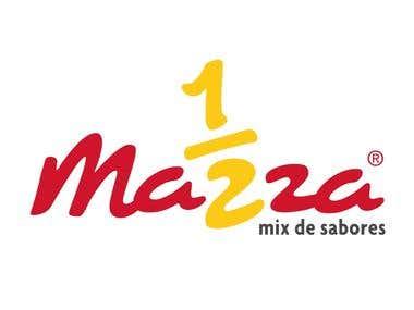 1/2 Mazza logo