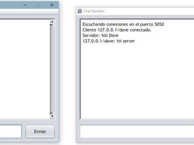 Chat Program [Java]