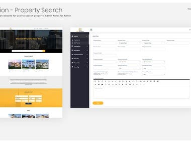 Property Search Solution - (Web)