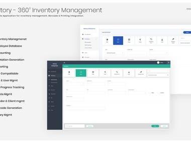 Inventory Management - Corrugated Box (Web)