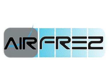 Logo for AirFrez