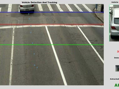 Object Detection & Tracking & Recognition