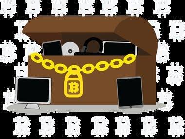 Bitcoin Course Icon
