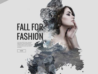 Fashion Clothing theme