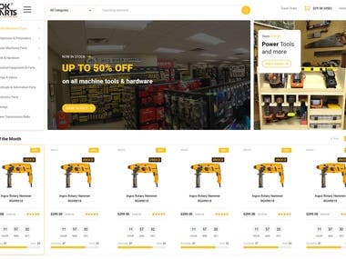 Bookmyparts - Buy Industrial tools & Spare Parts Online