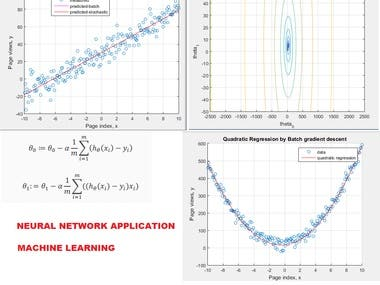 MACHINE LEARNING : REGRESSION IN MATLAB