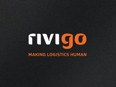 Branding for Rivigo