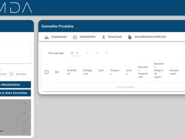 Second-Version of Product Launch Tool