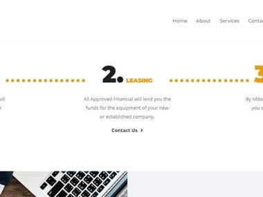 Content Writing - Equipment Financing