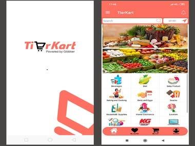 Tierkart - Online Shopping App