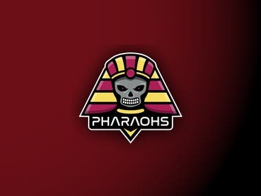 Pharaoh E-sport logo