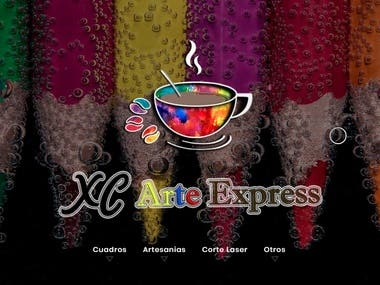 Pagina web - XC Arte Express