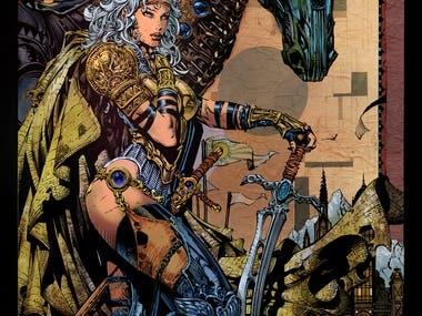 Amazon Comics