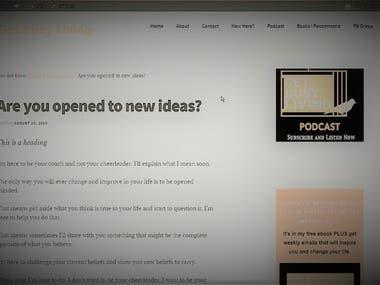 WordPress Post and managing