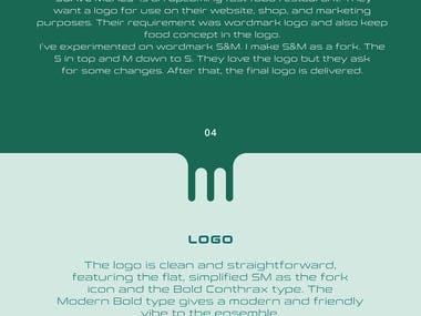 "Brand Identity Design for ""SUAVE MEALS"""