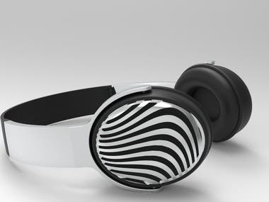Headphone design for the challenge