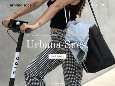 https://urbanasacs.com/ - Shopify