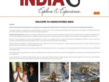 UndiscoveredIndia