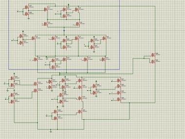 VLSI (CMOS transistors)